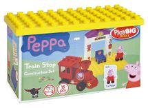 BIG - PlayBig Bloxx Peppa Pig železničná zMixávka