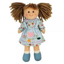 BIGJIGS - Látková bábika MARKÉTA, 27cm