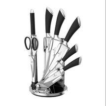 BLAUMANN Berlinger Haus - Nože 5 ks + brúska, nožnice a stojan,BH-ST8B