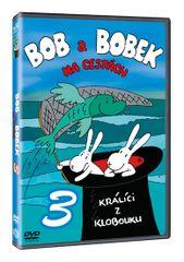 Bob a Bobek na cestách 3 DVD