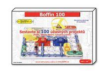 BOFFIN - Elektronická stavebnica 100 nová 2015