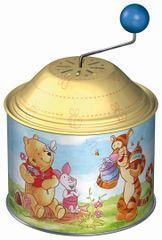 BOLZ - hudobný strojček Macko Pooh 52753