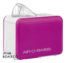 BONECO - Air-O-Swiss U7146 Ultrazvukový zvlhčovač vzduchu mini ružový