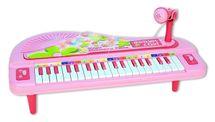 BONTEMPI - detské elektronické Grand Piano s mikrofónom Magic 102071