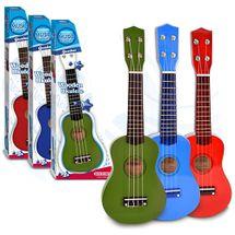 BONTEMPI - Drevené ukulele 52,5 cm farebné 225311