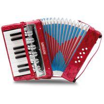 BONTEMPI - drevený akordeón 17 klapiek 331730