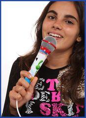 BONTEMPI - Karaoke mikrofón kondenzátorový 490010