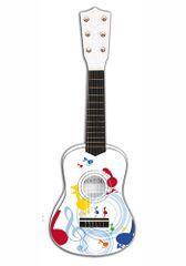 BONTEMPI - Klasická drevená gitara 55 cm s moderným dizajnom 225511