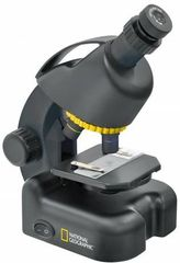 BRESSER - National Geographic Mikroskop so smartphone adaptérom