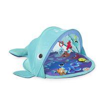 BRIGHT STARTS - Deka na hranie Explore&Go veľryba 0m+
