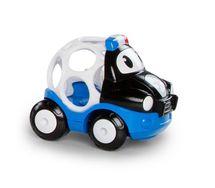 BRIGHT STARTS - Hračka autíčko policajné Jacob Oball Go Grippers™ 18m+