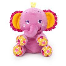 BRIGHT STARTS - Hračka plyšová PiP Snuggle 'n Shake Pal™ slon 0m+