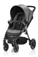 BRITAX - Kočík B-Motion 4 2017 - Black denim