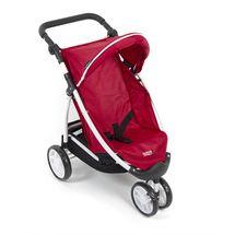 BRITAX - Kočík pre bábiky B-Agile 2015, červený