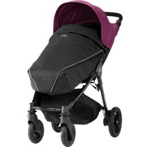 BRITAX - Nánožník B-Agile / B-Motion Plus so zipsami