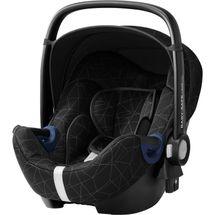 BRITAX RÖMER - Autosedačka Baby-Safe 2 i-Size, 0-13 kg - Crystal Black