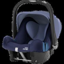 BRITAX RÖMER - Autosedačka BABY-SAFE PLUS SHR II, Moonlight blue