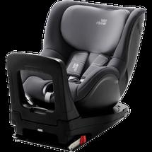 BRITAX RÖMER - Autosedačka Dualfix i-Size, 0-18 kg - Storm Grey