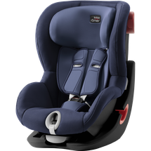 BRITAX RÖMER - Autosedačka King II Black, Moonlight blue