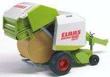 BRUDER - 02121 Balíkovač CLAAS ROLLAND 250