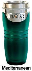 BRUGO - Termohrnček 450 ml - Mediterranean