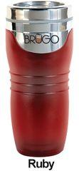 BRUGO - Termohrnček 450 ml - Ruby