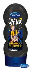 BÜBCHEN - Kids šampón a sprchovací gél 2v1 Be a Star 230ml