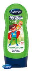 BÜBCHEN - Kids šampón a sprchovací gél 2v1 Superhrdina 230ml