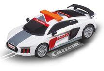 CARRERA - Auto Carrera D143 - 41391 Audi R8 Safety Car