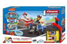 CARRERA - Autodráha Carrera FIRST - 63032 Tlapková patrola