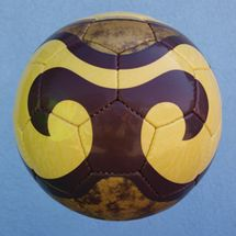 CASALLIA - Futbalová lopta Striker 4 vrstvová