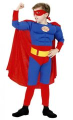 CASALLIA - Karnevalové oblečenie Super Hrdina - M