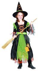 CASALLIA - Karnevalový kostým Čarodejnica 4 - L