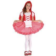CASALLIA - Karnevalový kostým Červená čiapočka S