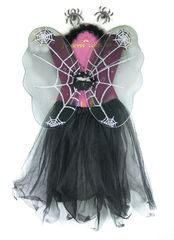 CASALLIA - Karnevalový kostým Čierna víla