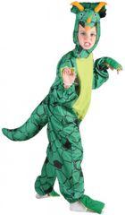 37b41c84d21d CASALLIA - Karnevalový kostým Dinosaurus S ...