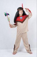 CASALLIA - Karnevalový kostým Indián