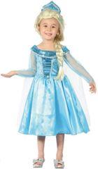 CASALLIA - Karnevalový kostým Ľadová kráľovná