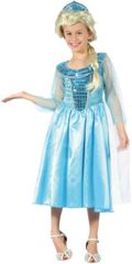 CASALLIA - Karnevalový kostým Ľadová kráľovná Elsa M