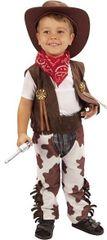 CASALLIA - Karnevalový kostým Malý kovboj