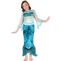 CASALLIA - Karnevalový kostým morská panna - S