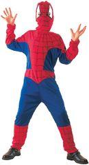 CASALLIA - Karnevalový kostým Pavúči hrdina L