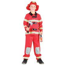 abb87fa7253a CASALLIA - Karnevalový kostým Požiarnik M