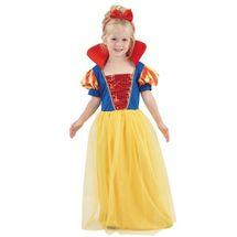 CASALLIA - Karnevalový kostým Snehulienka