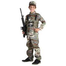 CASALLIA - Karnevalový kostým Vojak - M