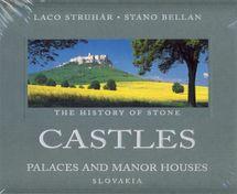 Castles palaces and manor houses - Slovakia / Hrady angl. - Laco Struhár, Stano Bellan