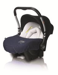 CASUALPLAY - Autosedačka Baby 0plus 0-13 kg (2014) - Jeans (959)