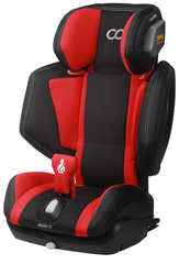 CASUALPLAY - Autosedačky Nexa Fix 15-36 kg - Rally (Red) 2019