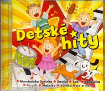 CD - Detské hity 1.