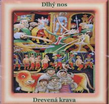 CD - Dlhý nos, Drevená krava - Ivan Stanislav
